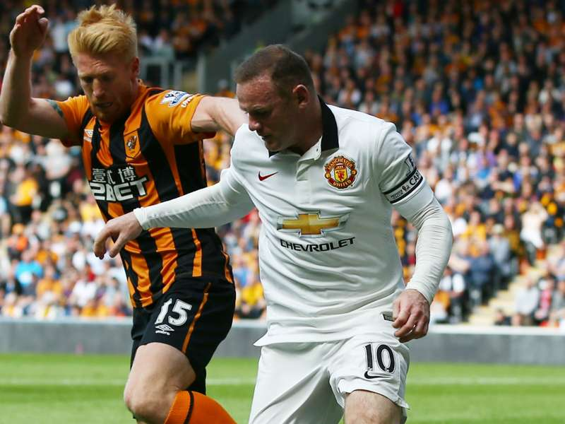 Manchester United can win the title next season, claims Rooney