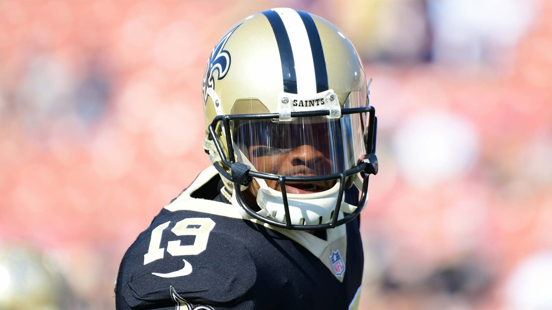 Saints not ruling out top cornerback Lattimore vs Panthers