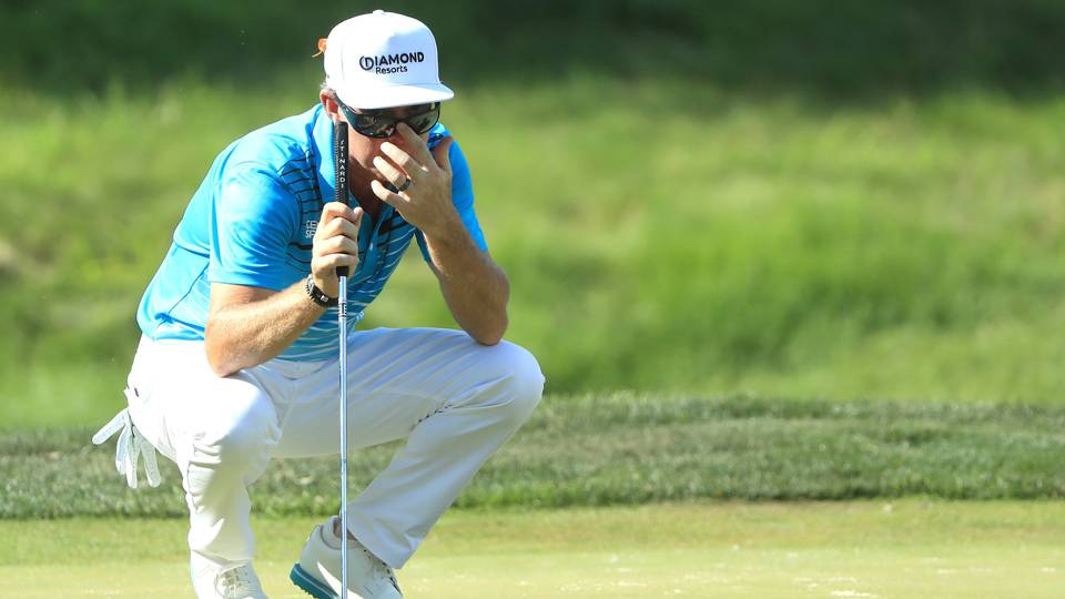 Quicken Loans National: Brian Gay's 6-under 64 leads him to 3-way tie atop leaderboard