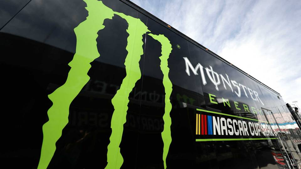 NASCAR Monster Energy