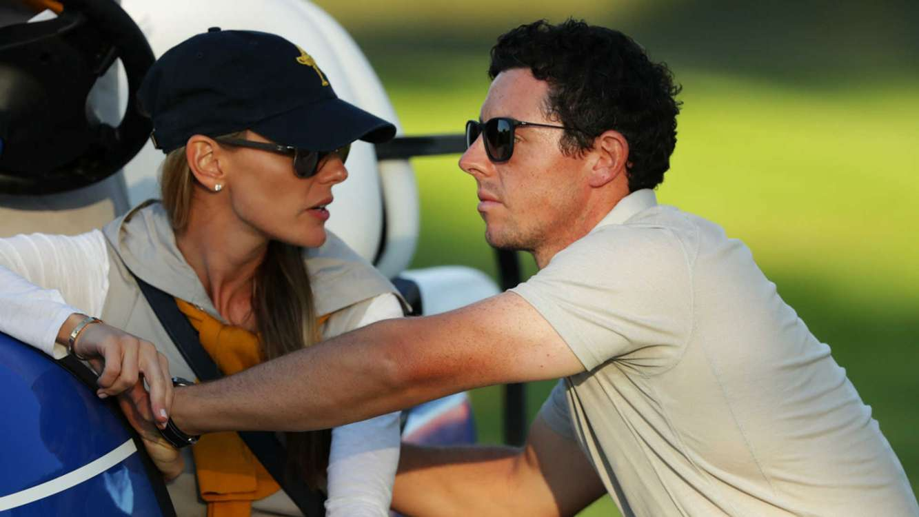 Golf Rory Mcilroy Fiancee Plan April Wedding After