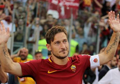 Totti not ready to say it's over