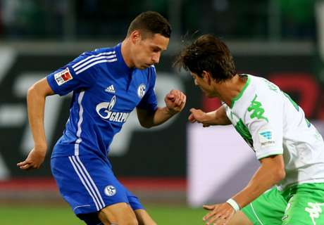 Wolfsburg sign Schalke's Draxler