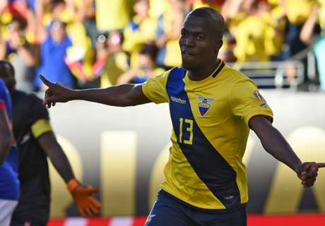 REPORT: Ecuador through to quarters
