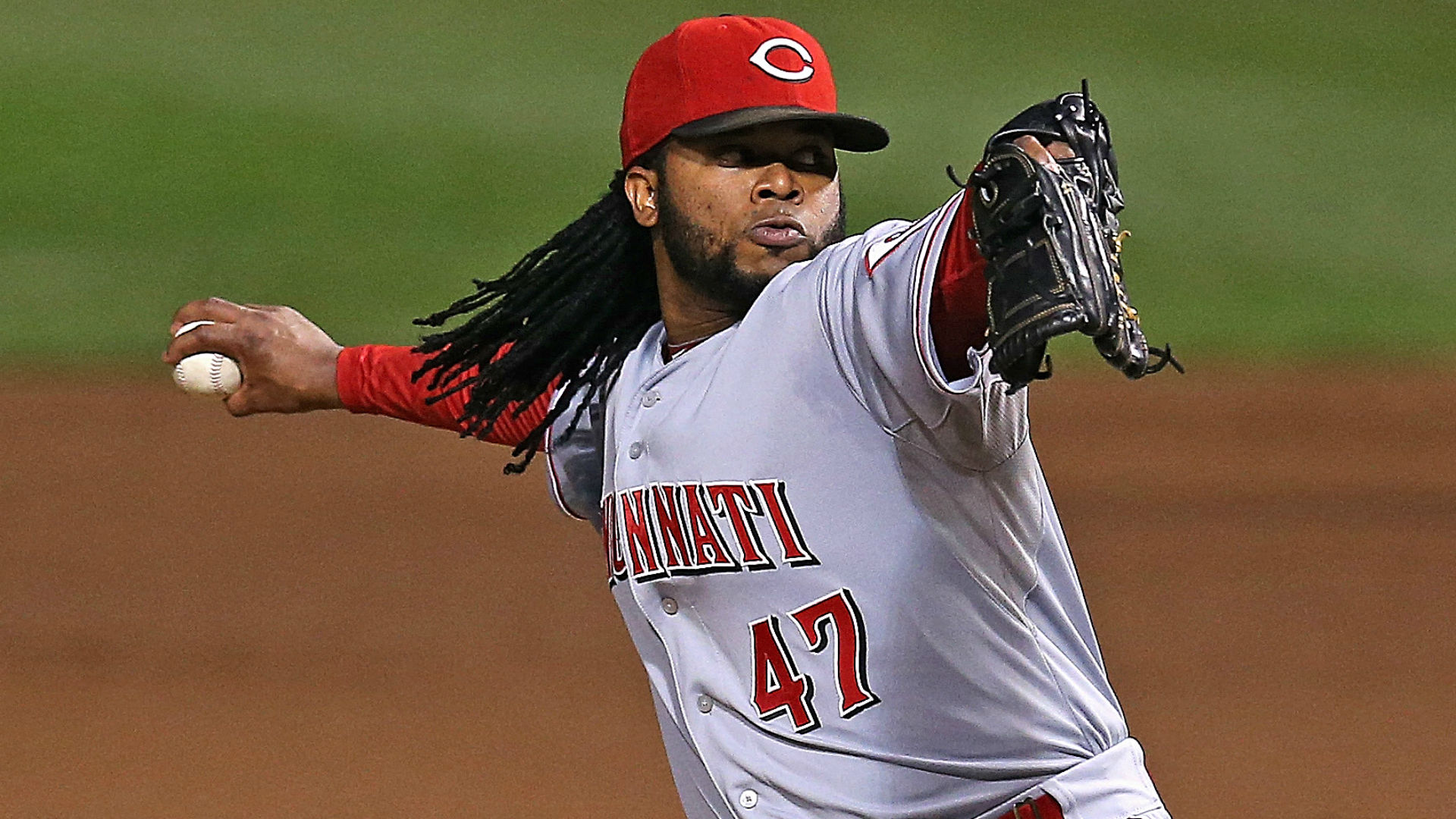 MLB trade rumor: Astros interested in Reds All-Star Johnny Cueto