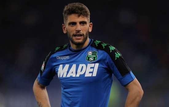 Italy include Berardi in experimental squad to face San Marino