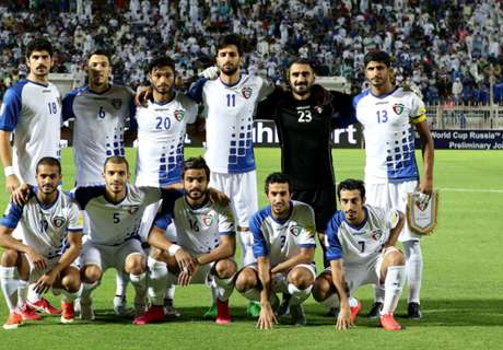 Fifa suspends Kuwait FA