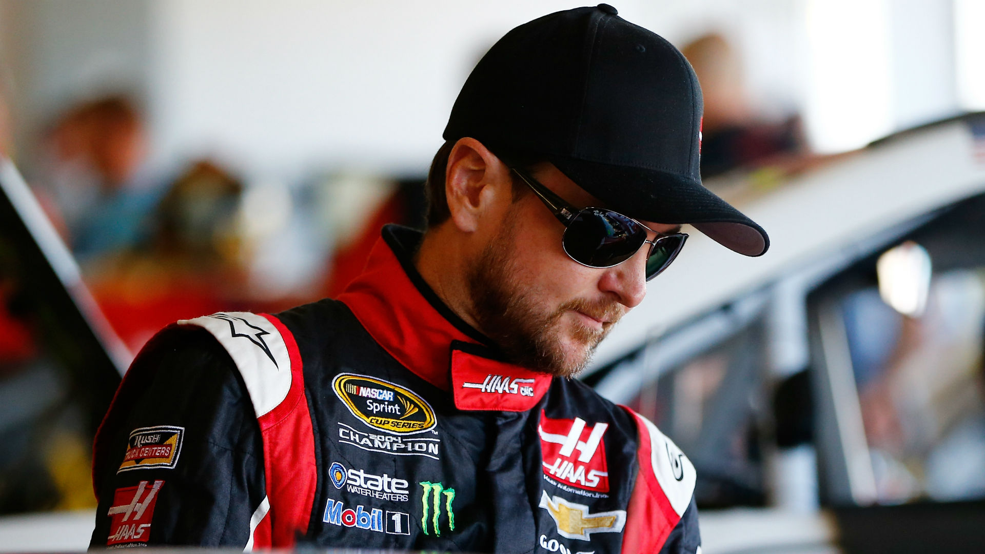 NASCAR at New Hampshire: Kurt Busch's playoff hopes in trouble after big wreck