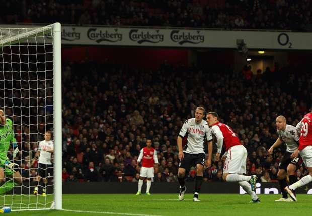 El Arsenal recibirá al Fulham en el Emirates