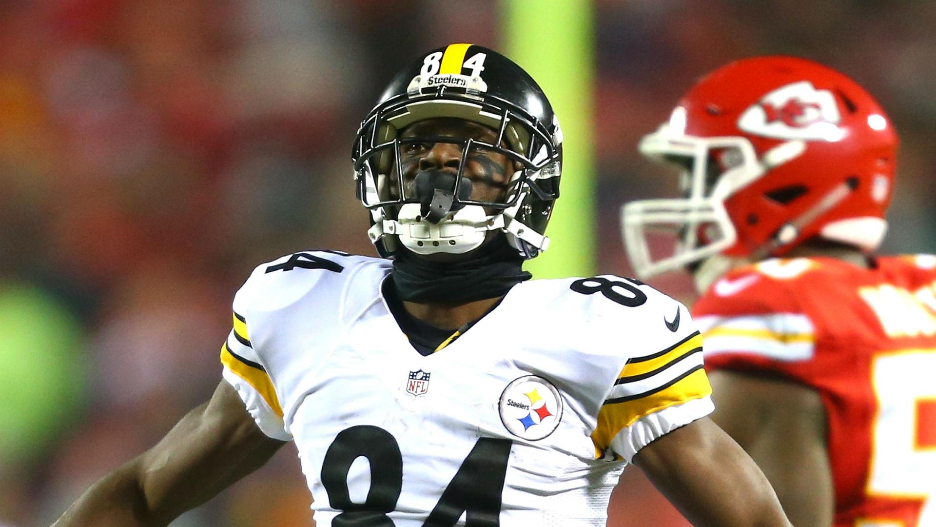 NFL trade rumors: Three teams most interested in Antonio Brown