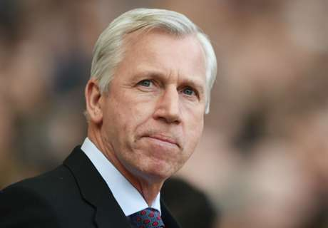 Pardew: England job the pinnacle