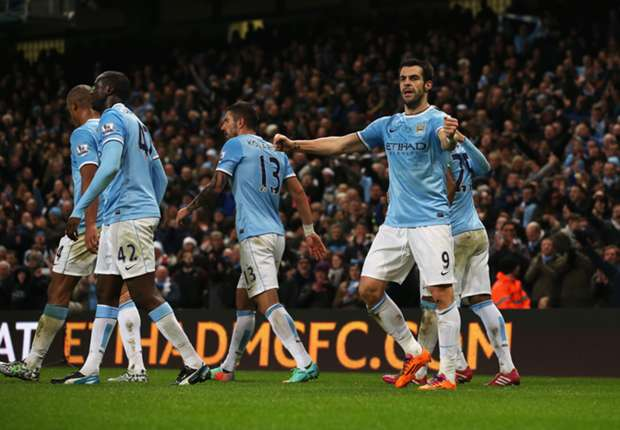 Manchester City show why they are title favourites with grit as well as glamour