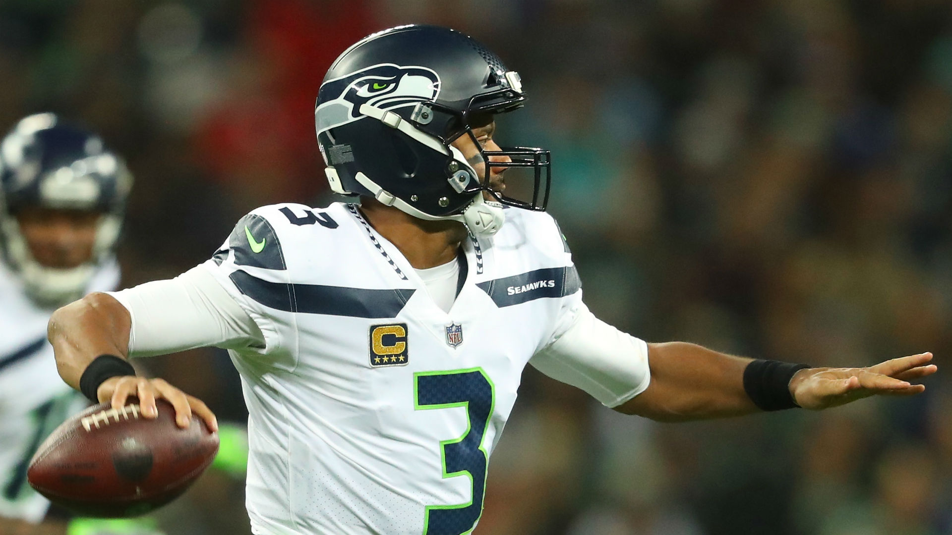 Russell Wilson wants to be a 'Seahawk for life'