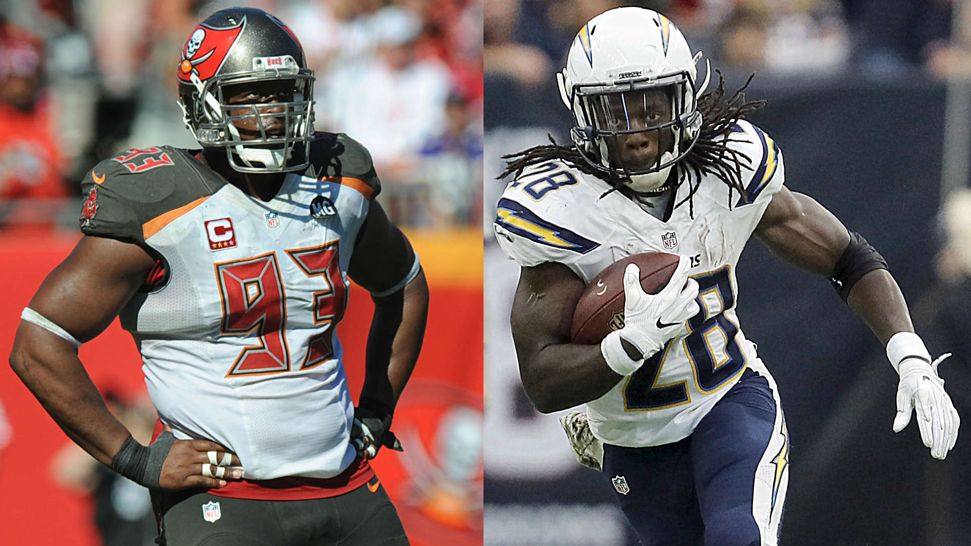 Other Head2head Chargers Must Control Bucs Front For