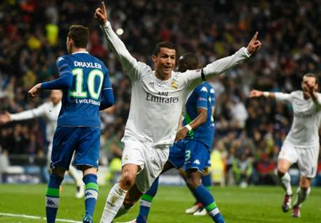 Is Madrid luckiest CL finalist ever?