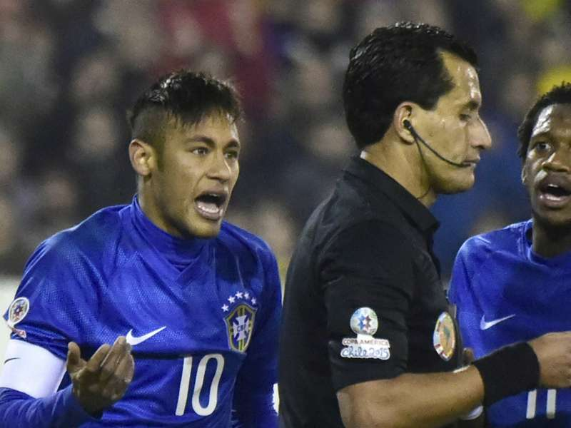 Neymar: The rules are always used against me