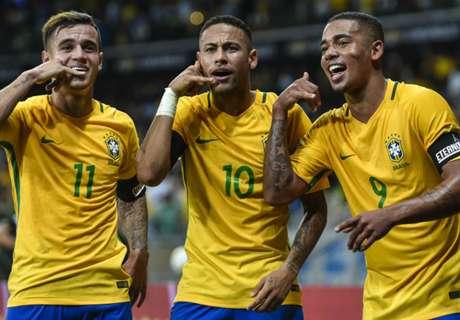 Neymar Dambakan Coutinho Di Barca
