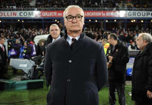 Sieht sein Team nicht als Titelkandidat: Claudio Ranieri