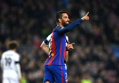 Arda's Barca future looking brighter