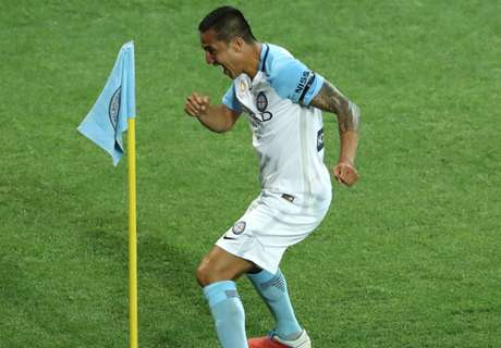 A-League: Melbourne City 2 CCM 1