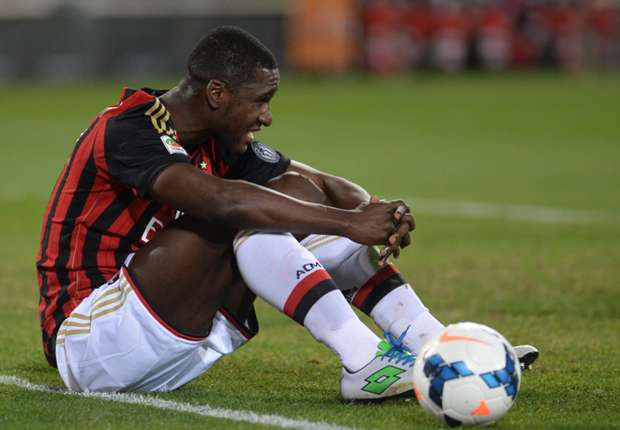 Top three still Milan's aim, says Zapata