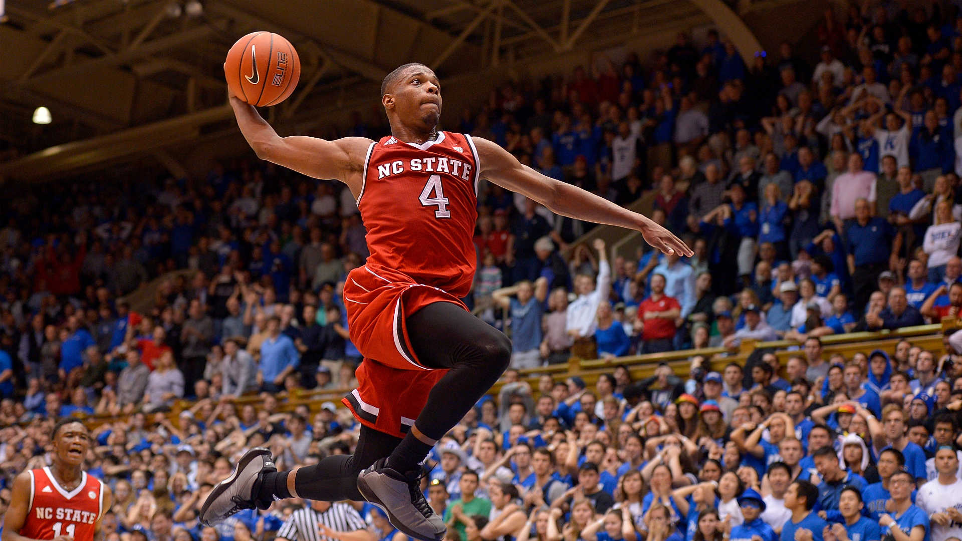 College Basketball Wallpaper: Five Views Of NC State's Drought-ending Win At Duke