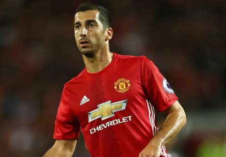 Mourinho offers Mkhitaryan update