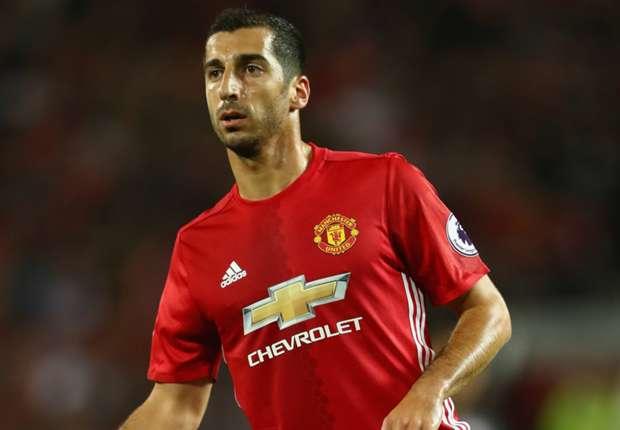 Mkhitaryan edging closer to comeback, says Manchester United boss Mourinho