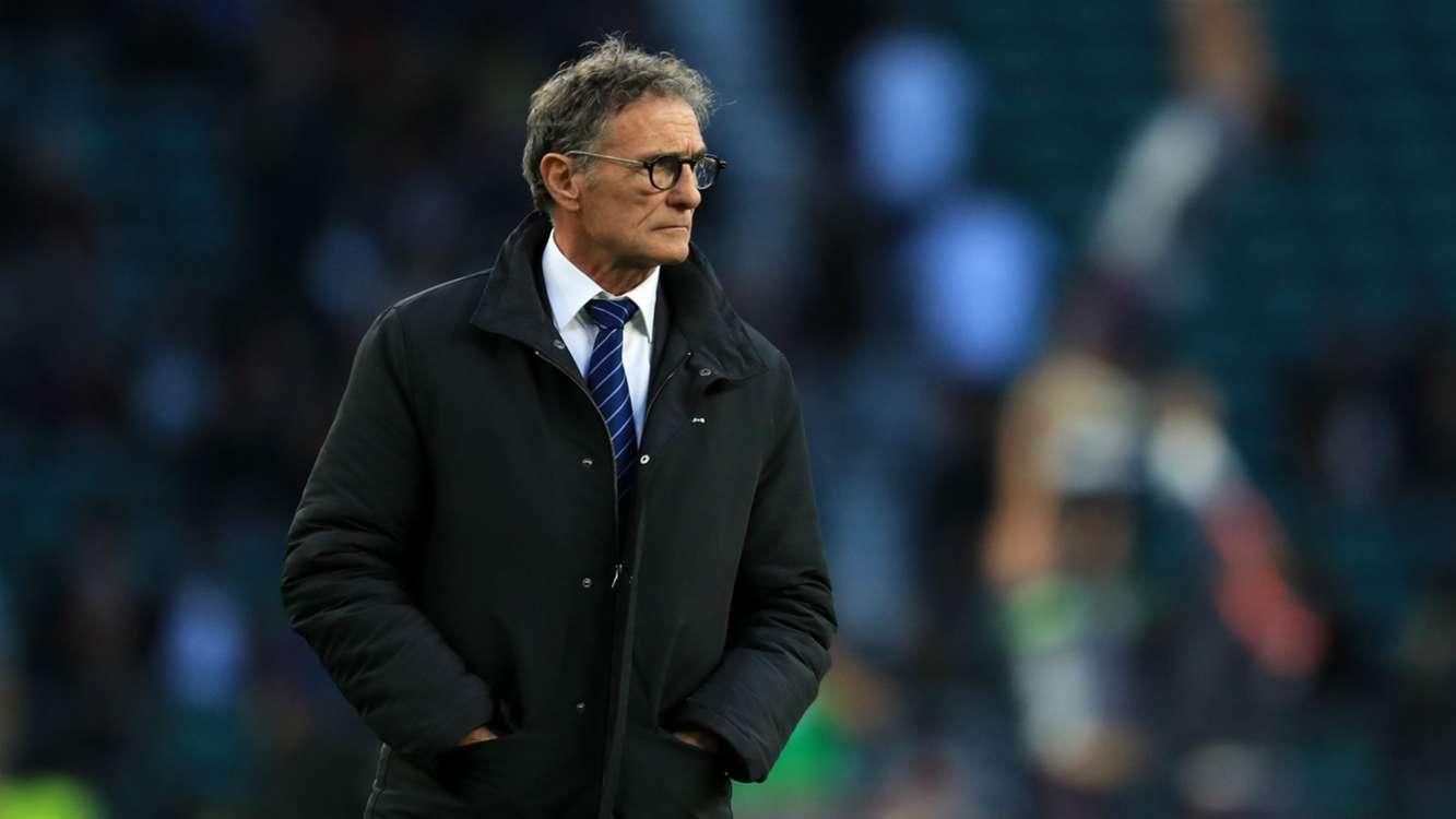 Rugby guy noves savours france win over scotland sportal for Interieur sport guy noves