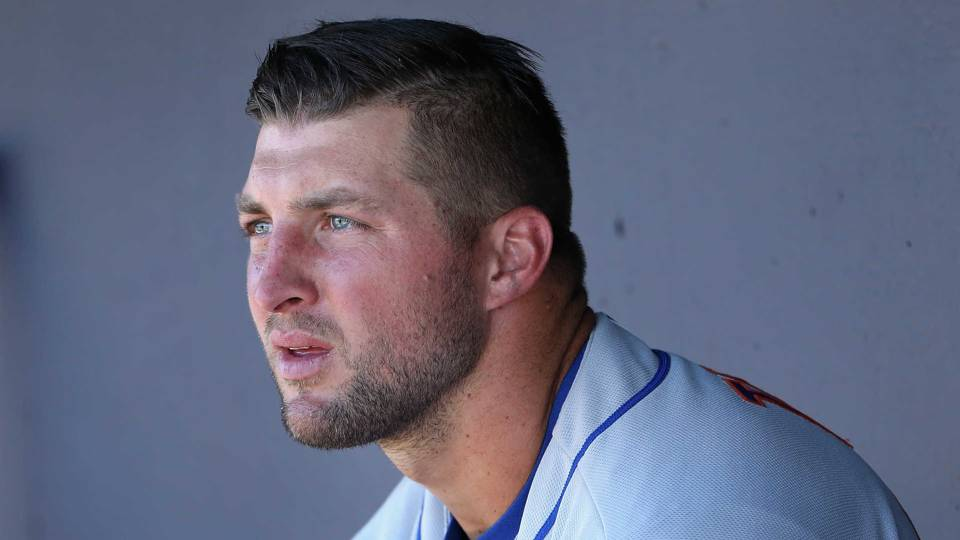 Tim Tebow Starting With Mets Double A Affiliate This Season Mlb