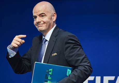 Infantino plans World Cup expansion