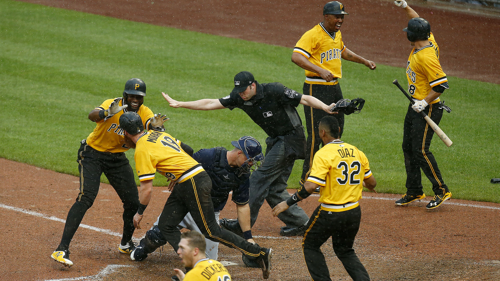 Pittsburgh Pirates top Brewers, 7-3, behind Polanco, Kingham