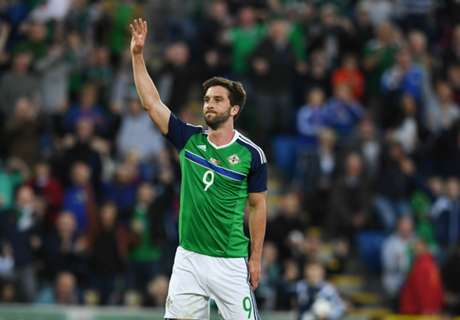 Grigg out of Northern Ireland squad