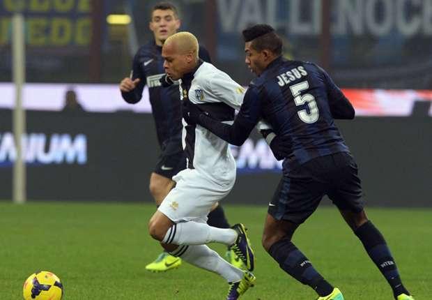 Inter handed Jesus injury blow