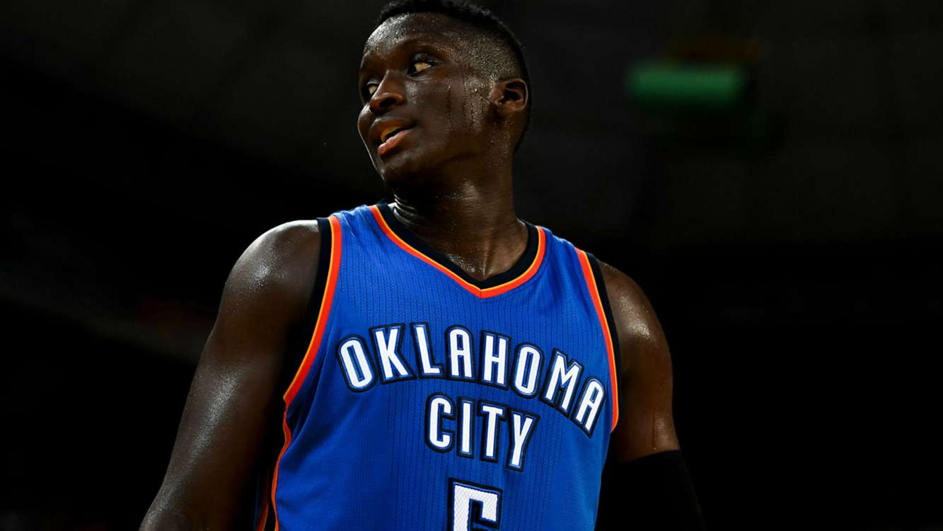 NBA | OKC, Victor Oladipo reportedly agree to extension ... Jabari Parker Shooting