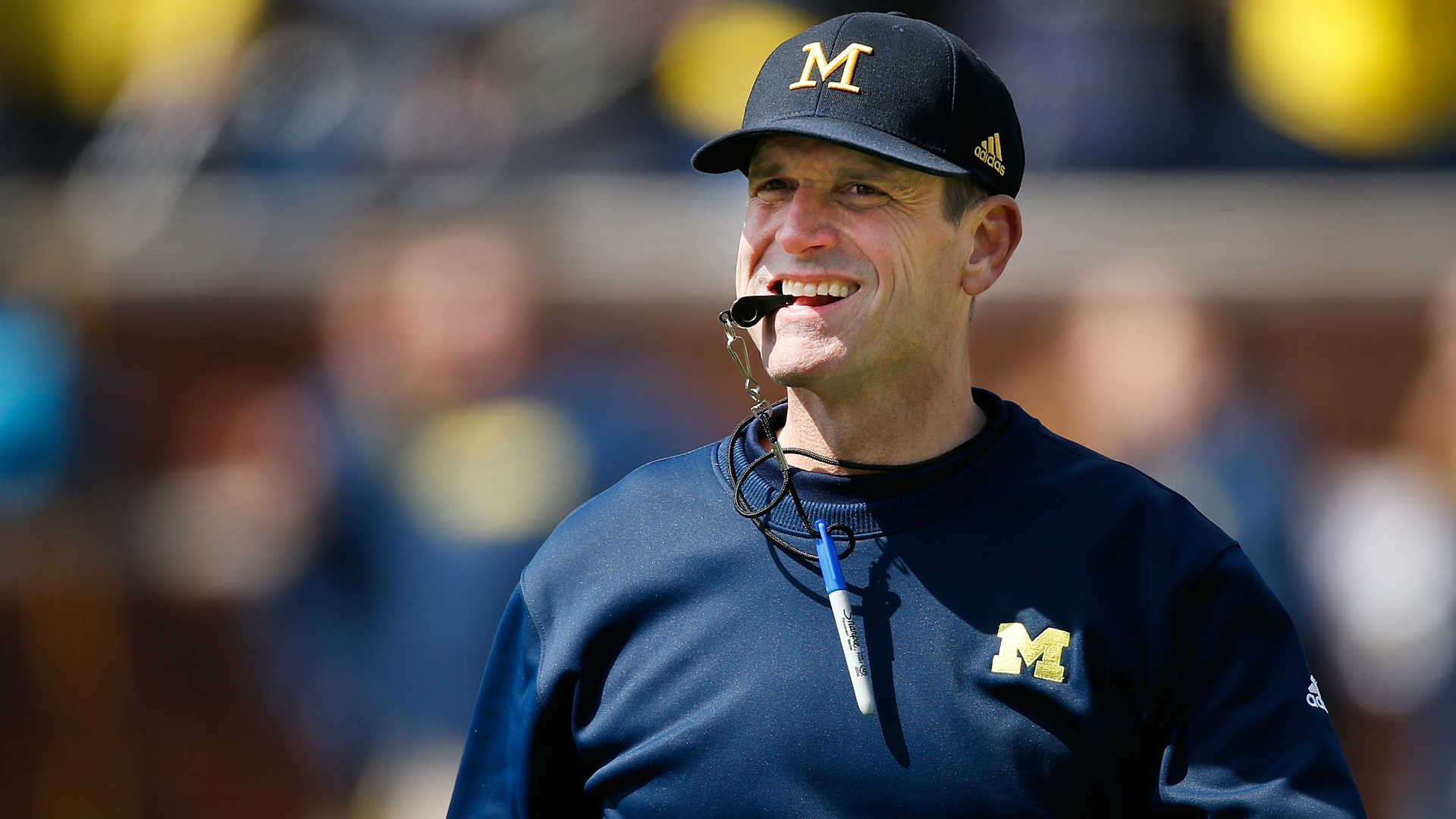 Jim Harbaugh gives Nicki Minaj a shoutout on Twitter