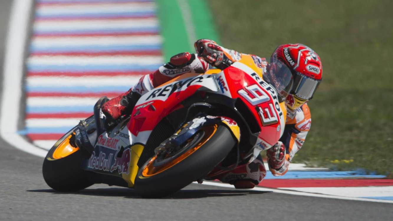 Marquez masterstroke earns Czech triumph