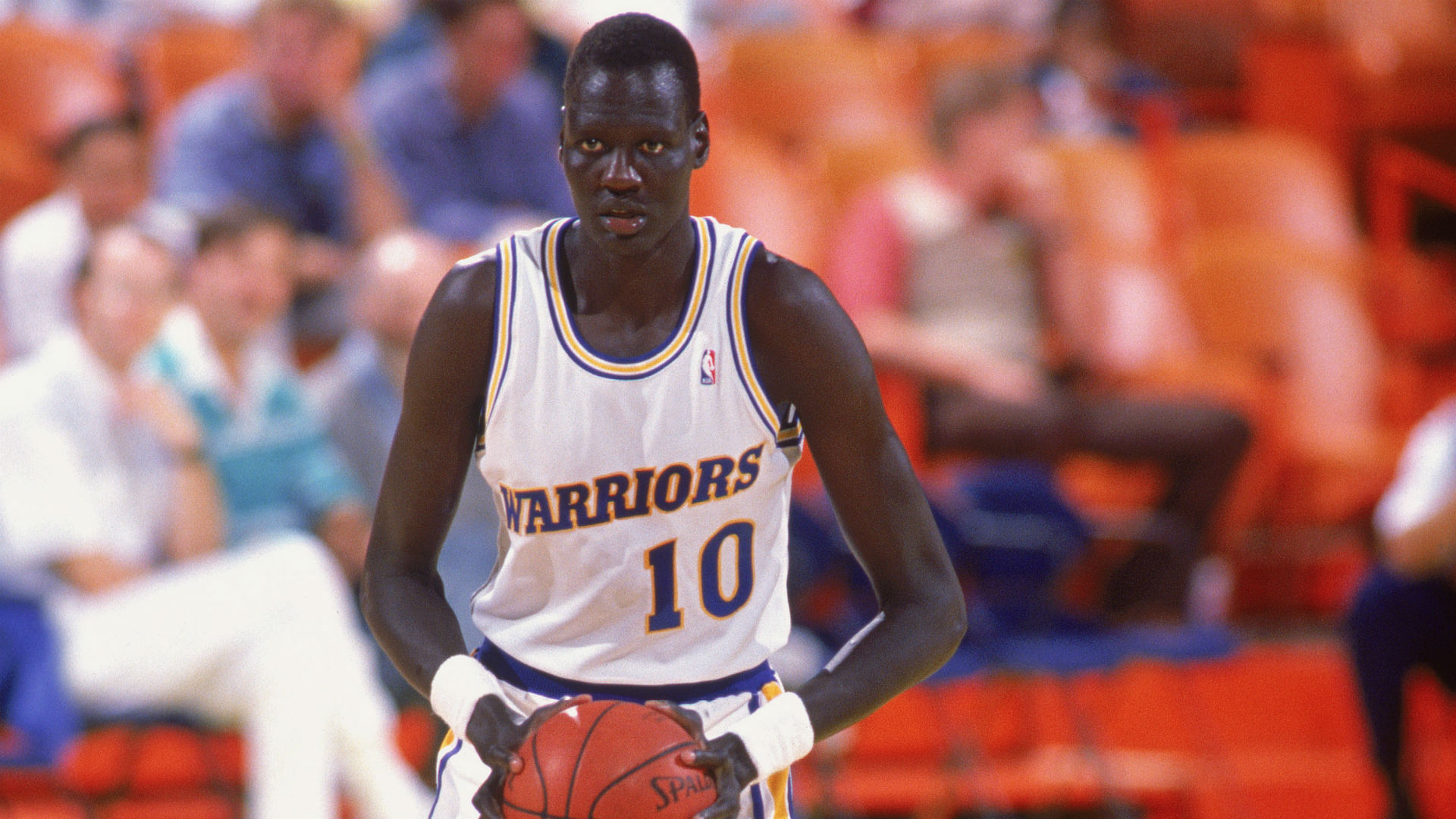 Manute Bol May Have Played in the National Basketball Association at 50 Years Old