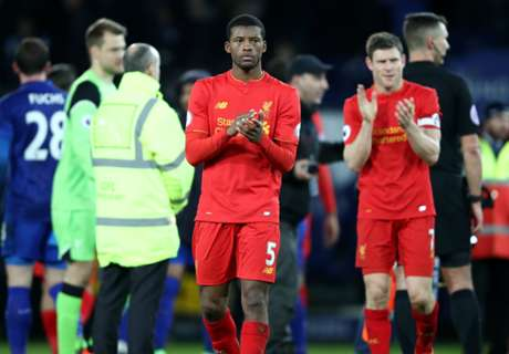 Wijnaldum: Liverpool didn't adapt