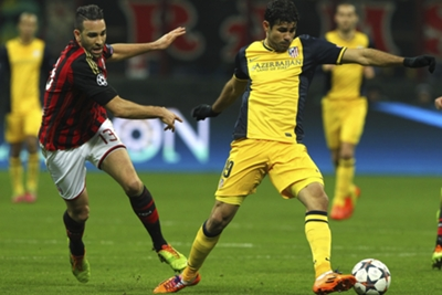 UEFA Champions League Preview: Atletico Madrid v Milan