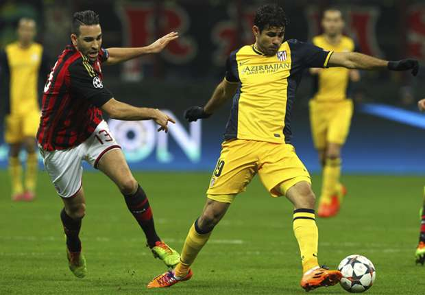 Champions League Preview: Atletico Madrid - AC Milan