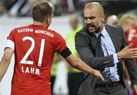 Guardiola: Bayern didn't play badly