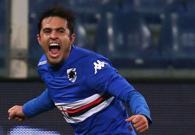 Sampdoria forward Eder