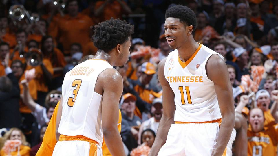 Uk Basketball: Three For All: Tennessee Knocks Off No. 4 Kentucky To Cap