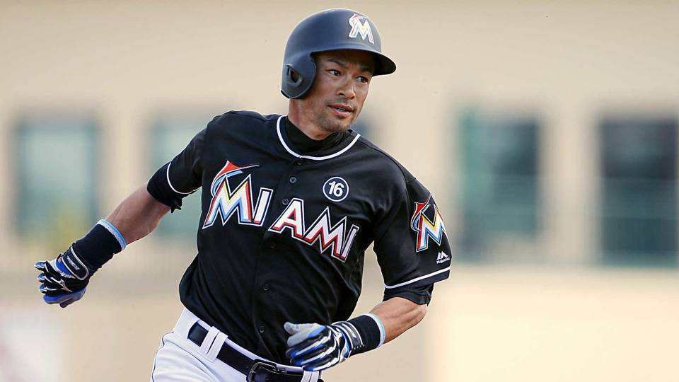 Ichiro Suzuki wants to play until at least age 50   MLB   Sporting