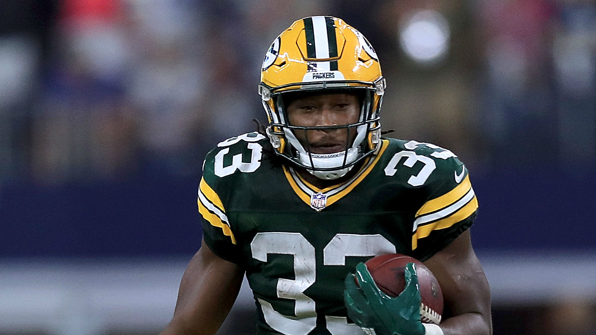 Aaron Jones Arrested in October on Multiple Charges, Admitted Smoking Marijuana