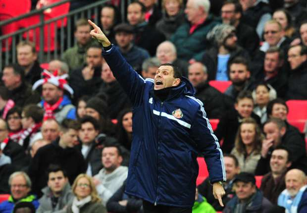 Poyet takes pride from Wembley defeat