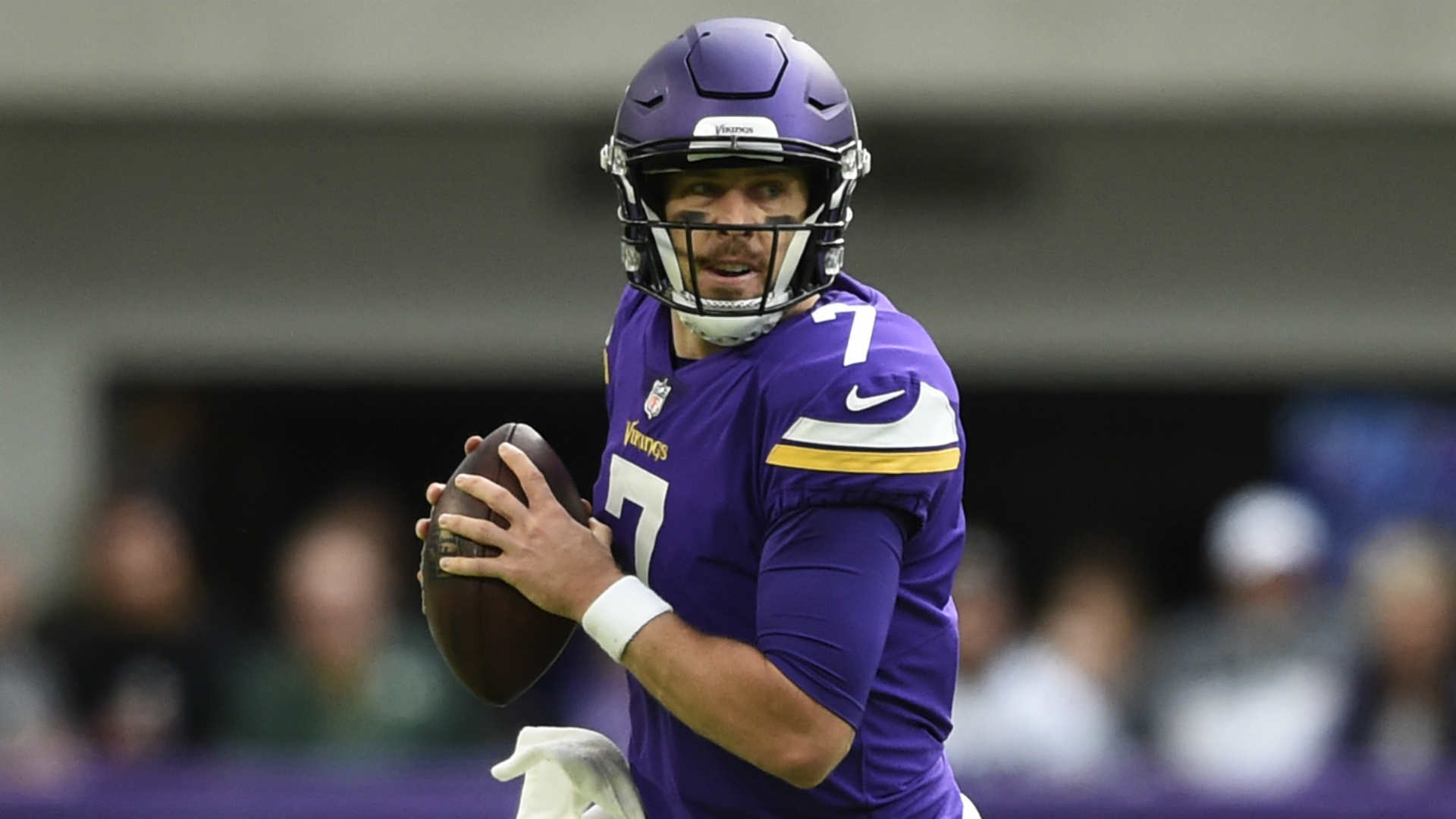 Vikings stick with Case Keenum as starting QB vs. Rams ...