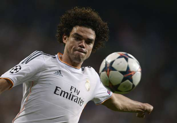 Pepe: James Rodriguez an 'amazing' signing for Real Madrid