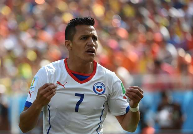 'I'm worried about the referee' - Alexis turns up the heat ahead of Brazil clash